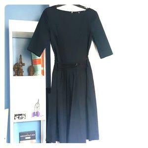 Ellie Tahari shirtwaist dress
